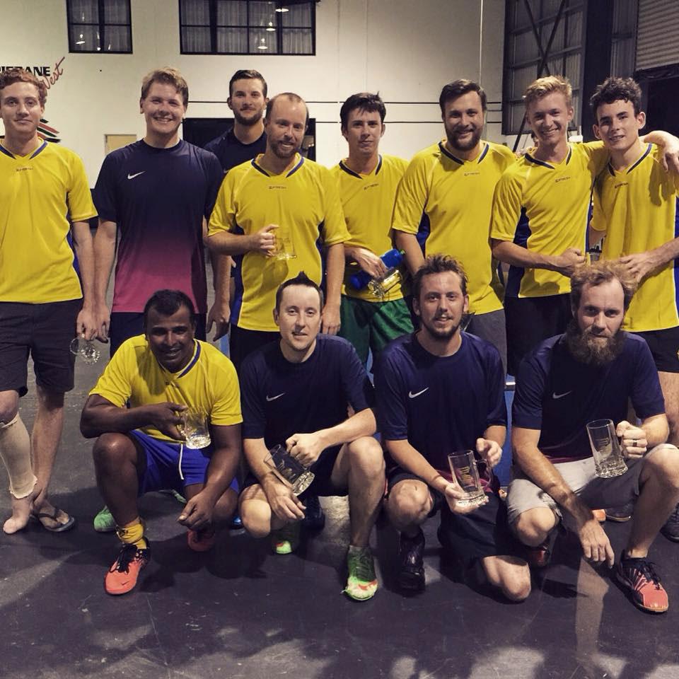 Brisbane West Indoor Sports Soccer Team