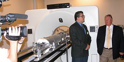 CT Scanning (In Situ Saturation Monitoring) While Coreflooding