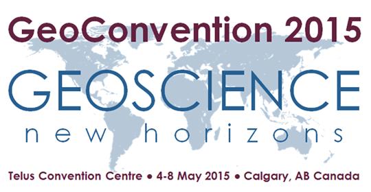 GeoConvention 2015: FIVE Presentations!