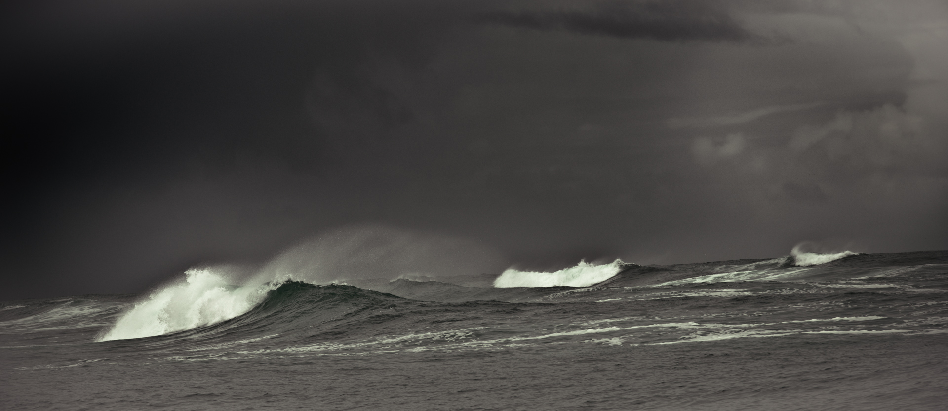 Pacific swell