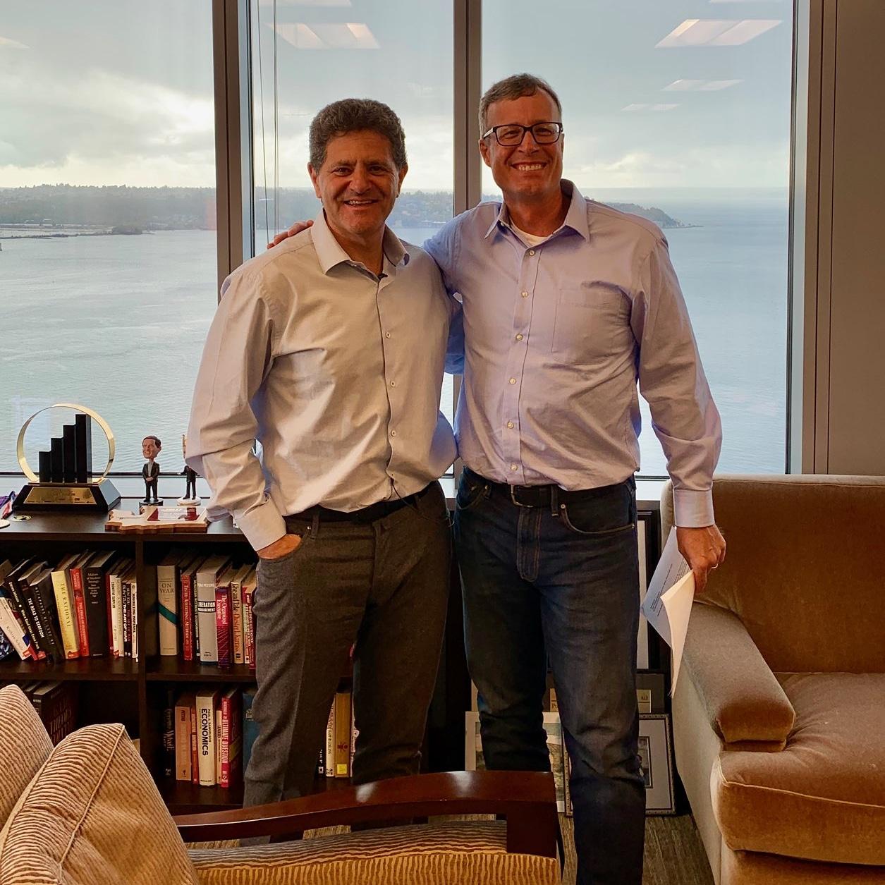 Jeff Mann and Nick Hanauer
