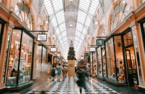 Holiday shopping injuries