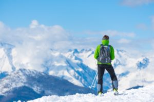 Skiing accident liability