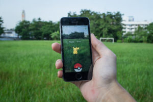 Pokemon Go and Personal Injury