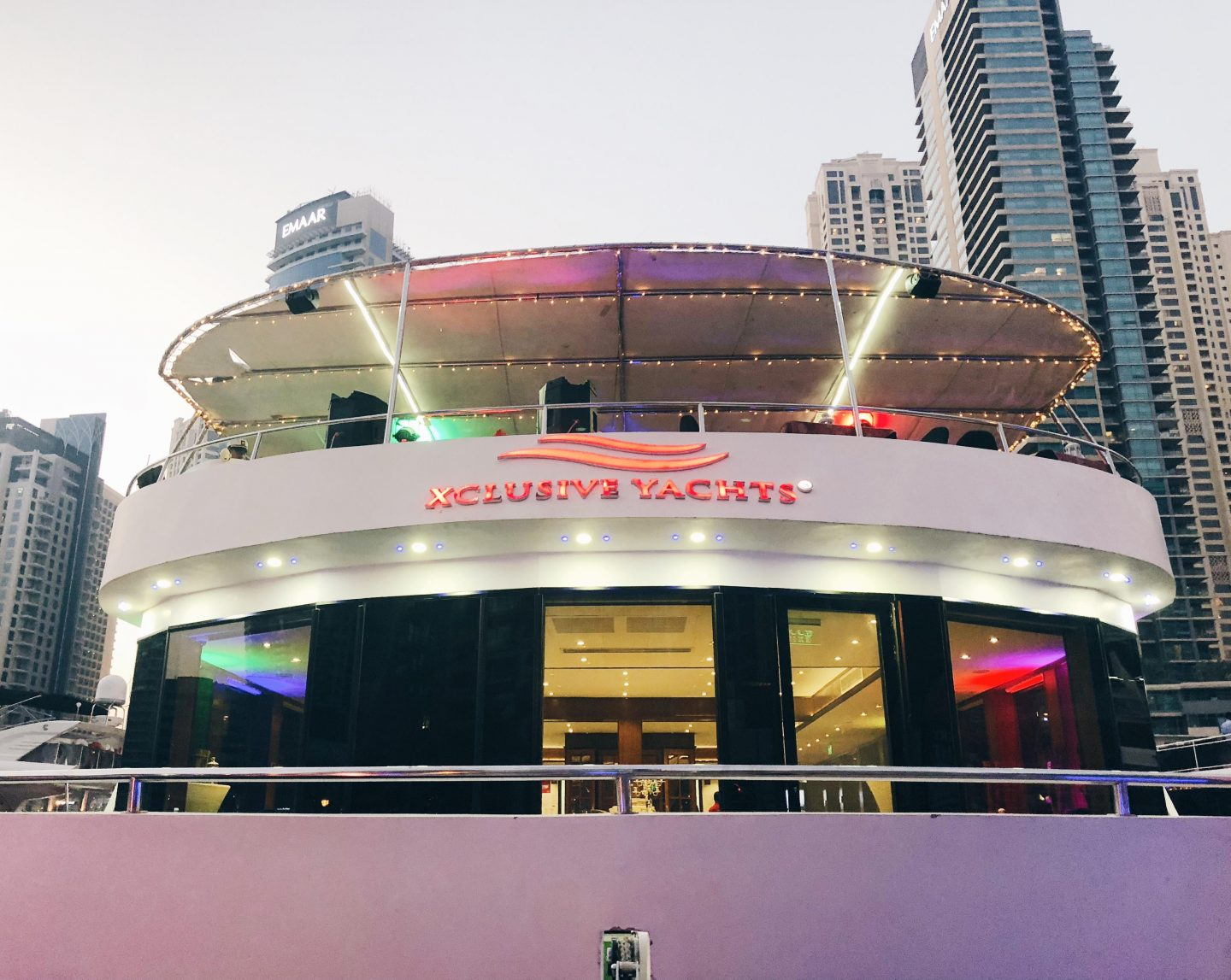 Xclusive Cruise Dinner Dubai Marina Review Blog 05