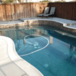 Clean Pavers and Pool Deck