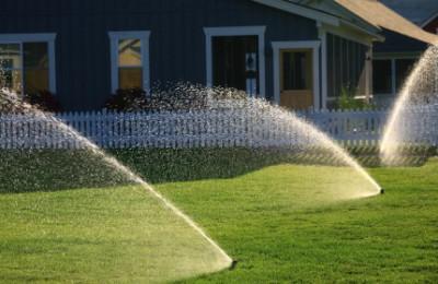 Sprinkler installation in Toronto