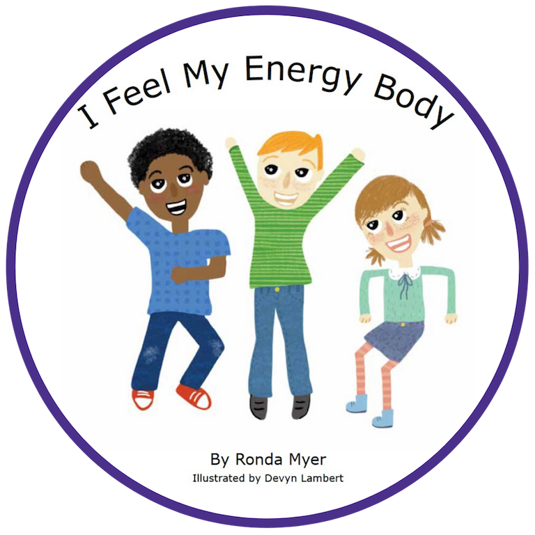 I Feel My Energy Body Book Cover