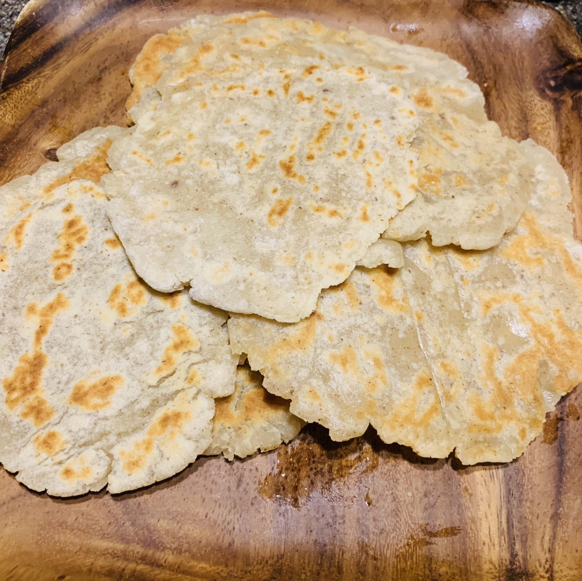 Gluten Free Unleavened Bread Matzah