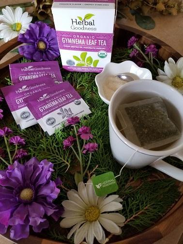 Gymnema Leaf Tea Herbal Goodness