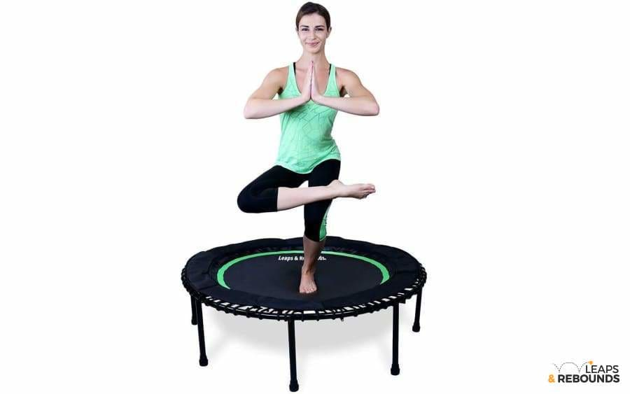 Leaps and Rebounds Fitness Trampoline
