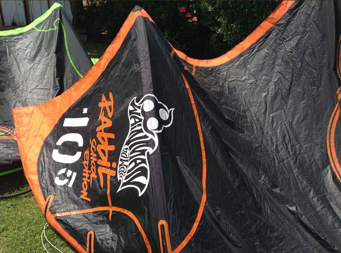 Wainman RSE 10.5 – used kite