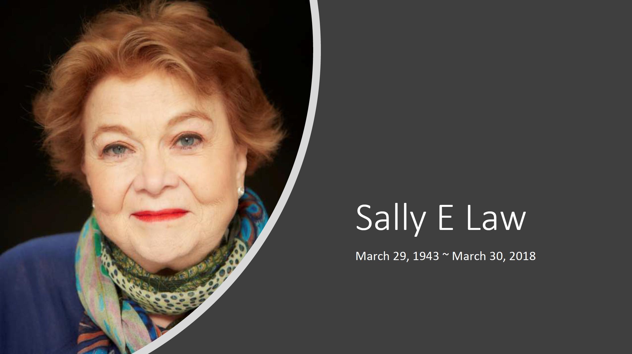 Sally Law WLA Vice President