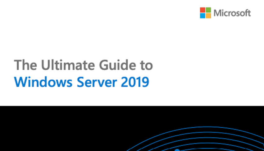 eBook: The ultimate guide to Windows Server 2019