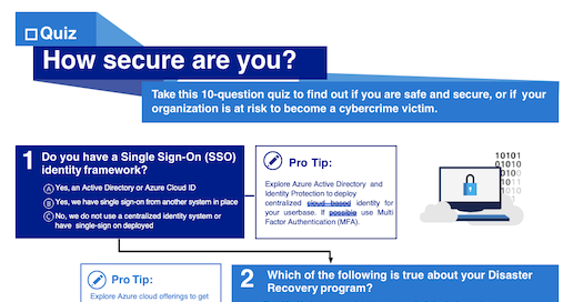 Quiz: How Secure Are You