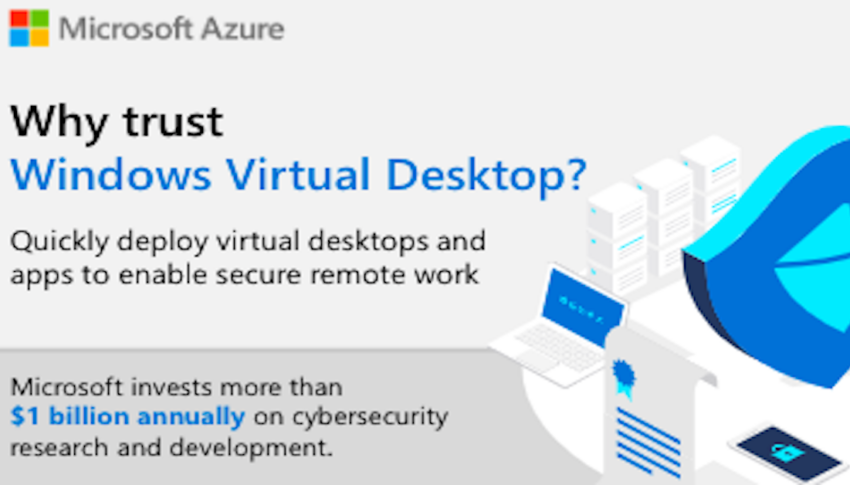 Why Trust Windows Virtual Desktop?