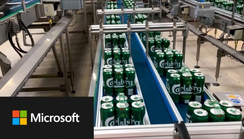 Carlsberg Group successfully migrates SAP to Microsoft Azure