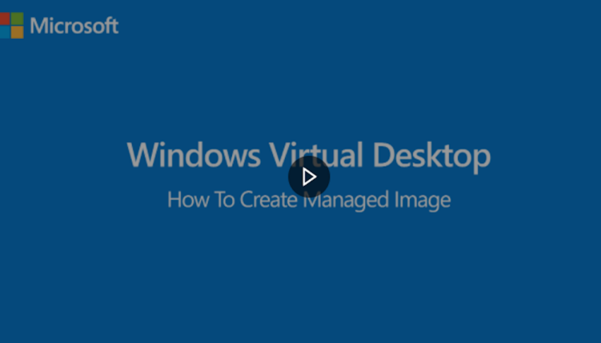 How-to Videos for Windows Virtual Desktop