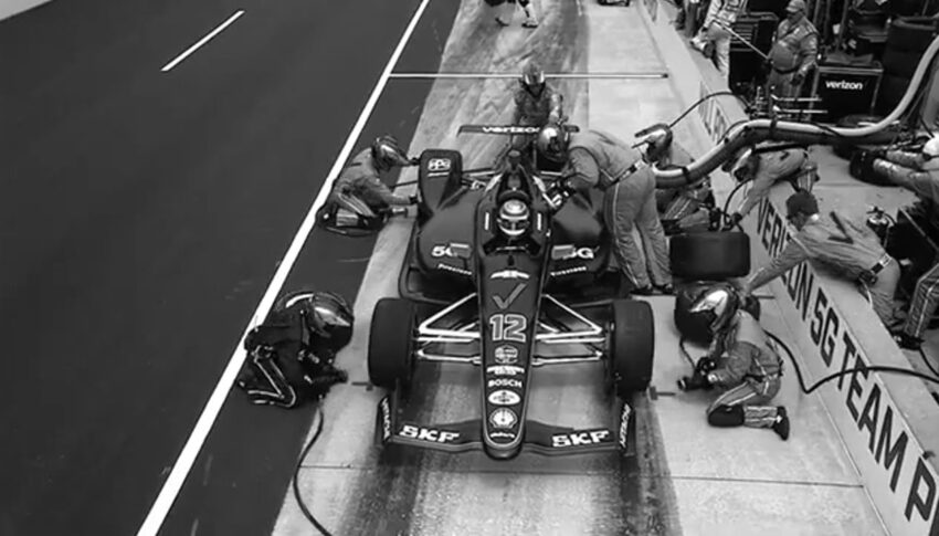 Multi-access edge computing explained by IndyCar champion Will Power