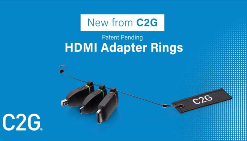 C2G HDMI Adapter Rings