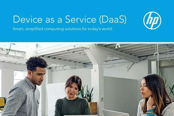 HP Device as a Service (DaaS)