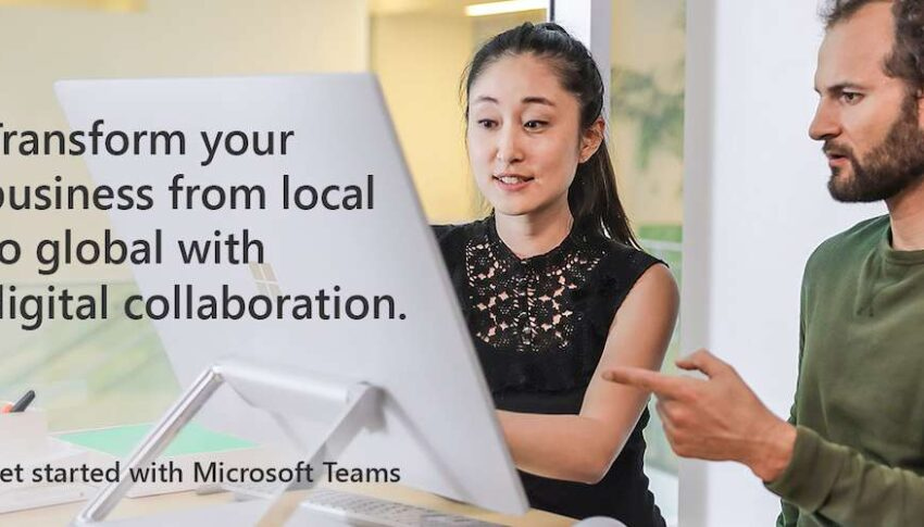 Transform your business from local to global with digital collaboration. Get started with Microsoft Teams.
