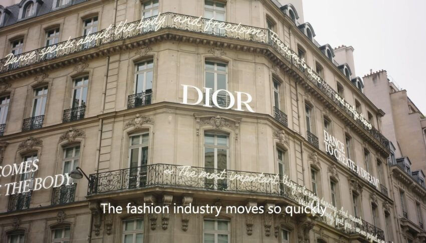 Microsoft Talentsoft Dior Partner Story