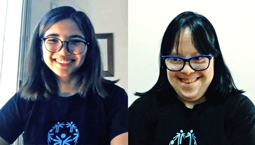 Special Olympics youth leaders use Microsoft Teams to help others feel included