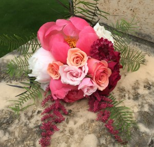 Mandy's bouquet