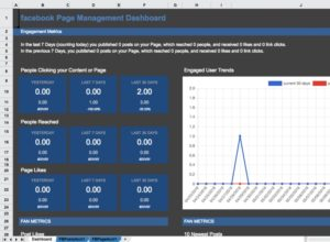 The 7 Best Facebook Spreadsheet Reports and Dashboards