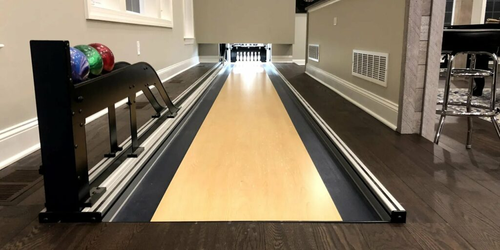 Custom Mini Bowling Lane