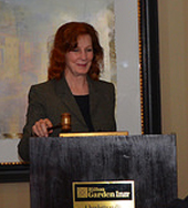 Dr. Sheorn begins her Presidency
