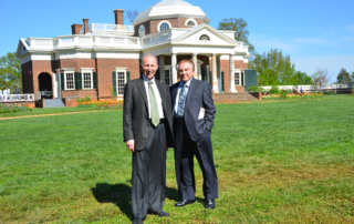 Irwin Marcus and Jerry Blackman, Monticello
