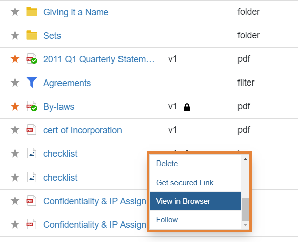 Get full view of the document and version history with netDocShare