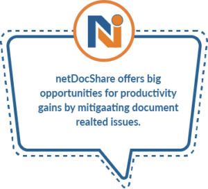netDocShare-mitigating-doc-related-issues
