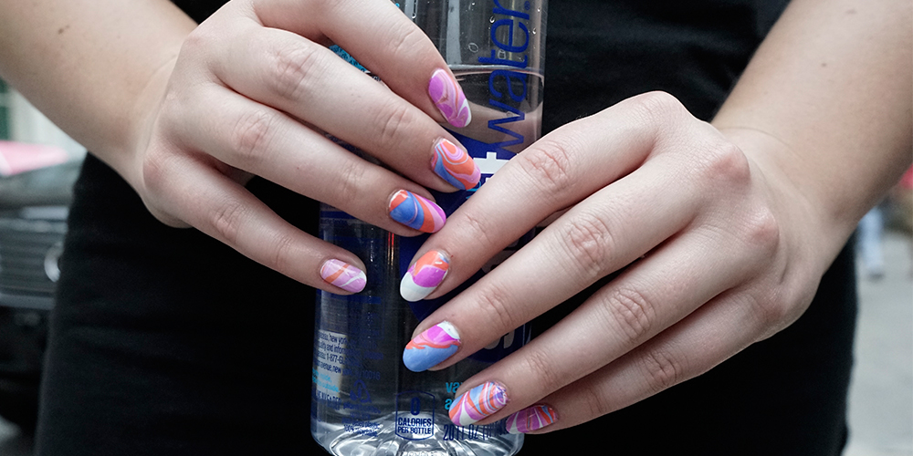 Betsey Water Marble