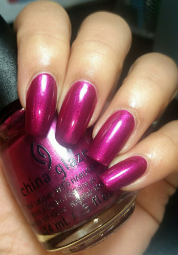 China Glaze Cheers Collection Better Not Pout