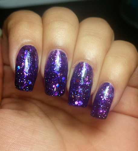 China Glaze Cheers Collection Brand Sparkin New Year