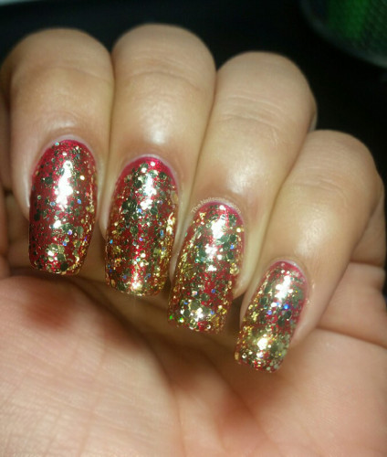 China Glaze Cheers Collection Bring on the Bubbly