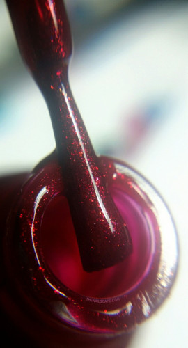China Glaze Peppermint to Be