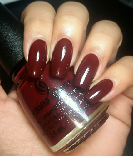 China Glaze Cheers Collection Wine Down For What?