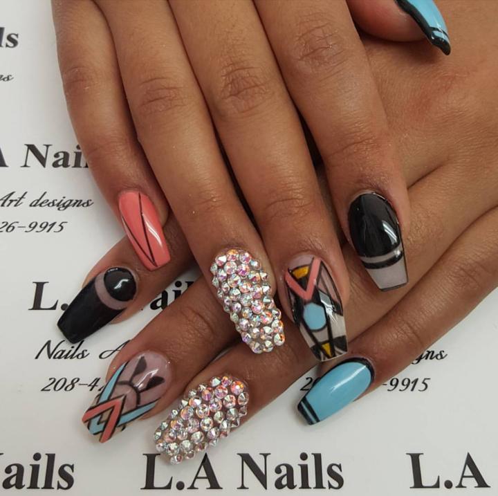 best nail art instagram