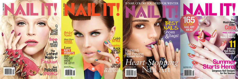 BREAKING: 'NAIL IT!' TO CEASE PRINT EDITION