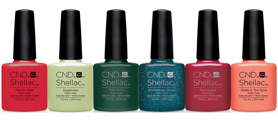 CND NEW RHYTHM HEAT COLLECTION