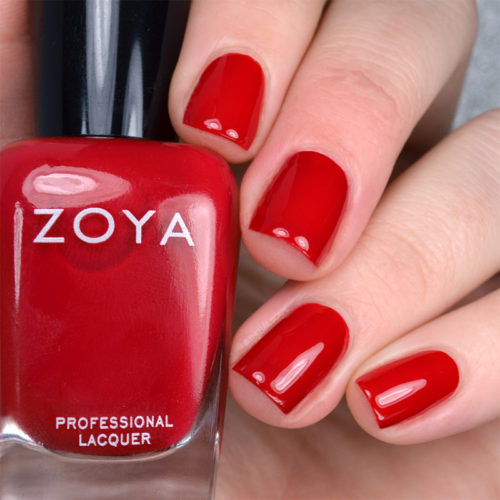 Zoya Party Girl Collection Swatches