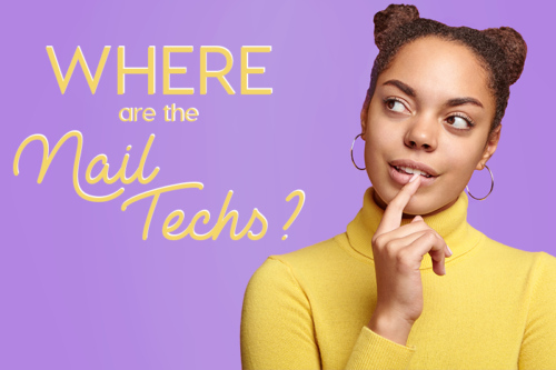 where are nail techs find nail technicians hire hiring candidates