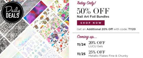 the nailscape nail deals