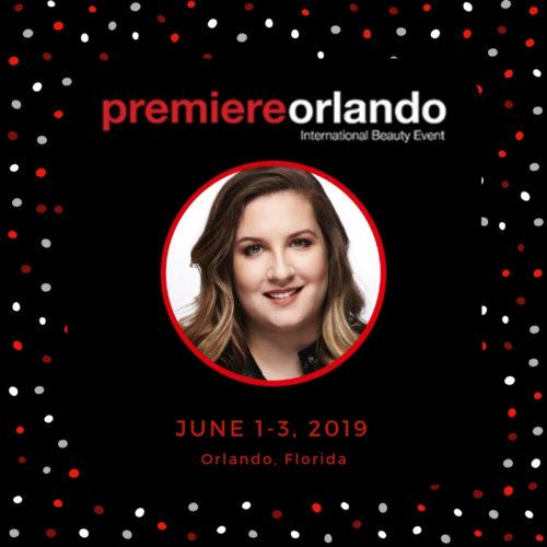 Ashley Gregory Premiere Orlando June 1 to 3 3019