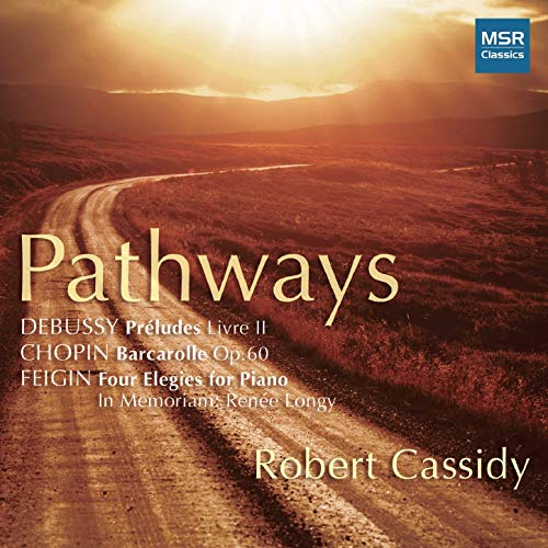 Robert Cassidy Pathways cover