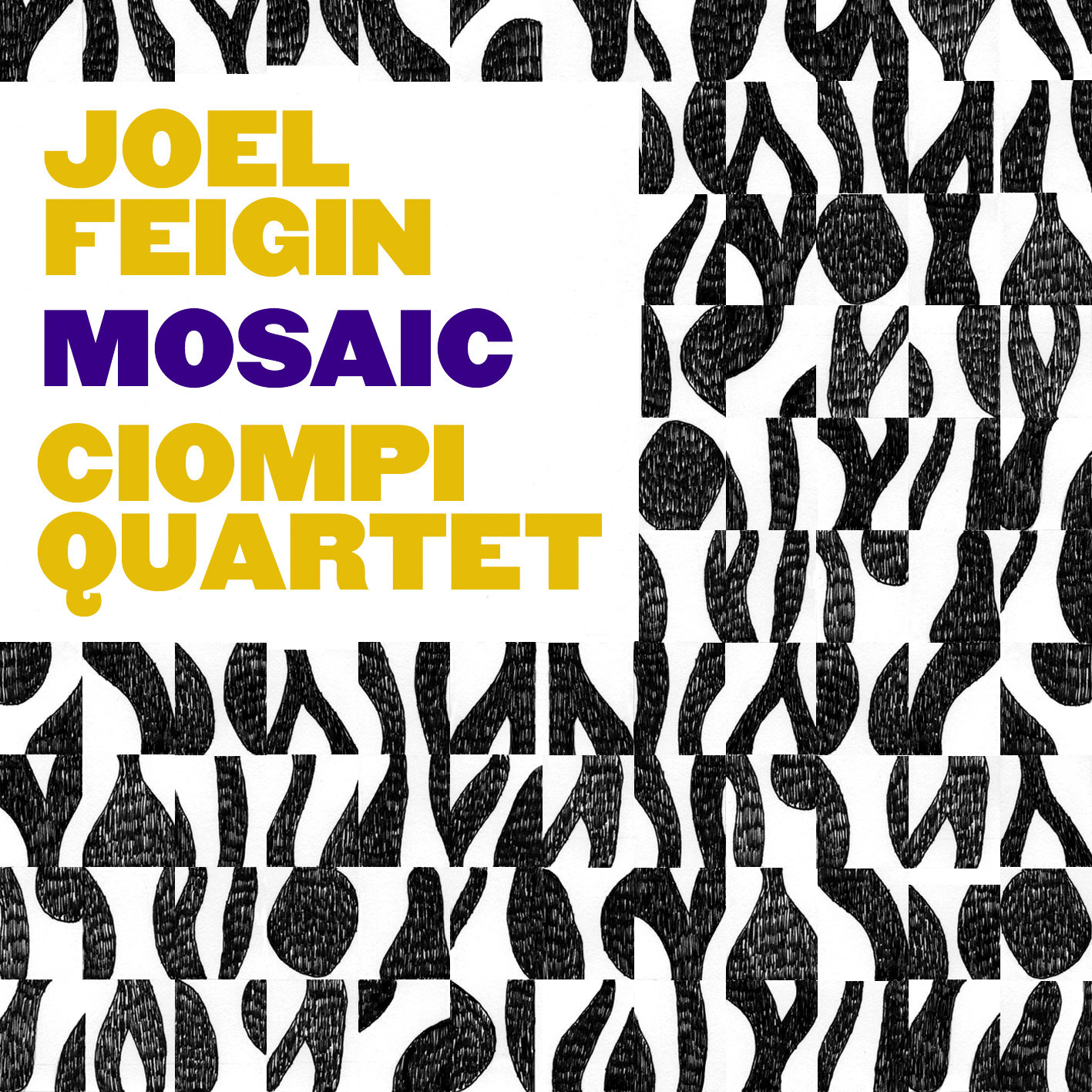Mosaic, by Joel Feigin